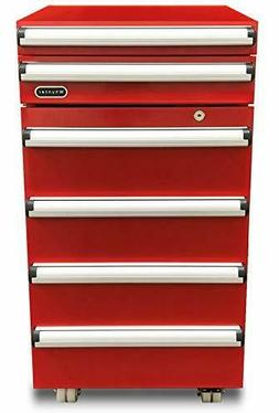 Whynter TBR-185SR Portable 1.8 cu.ft. Tool Box 2 Drawers and