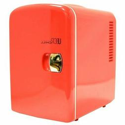Uber Appliance UB-CH1 Uber Chill 6 can retro personal mini f