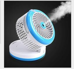 USB Air conditioner Spray Fan refrigerator Student Bed dormi