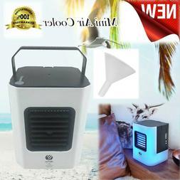 USB Charging Air Conditioner Fan Mini Portable Refrigerator