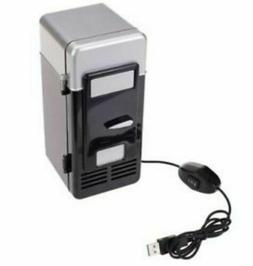 USB Mini Desk Fridge and Drink Cooling Warmer for Laptop PC