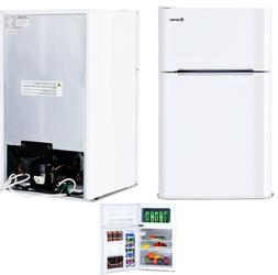 white refrigerator small compact refrigerators with freezer